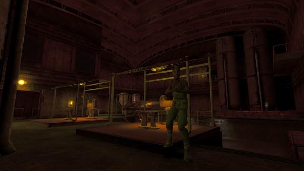Alien Factory - WIP