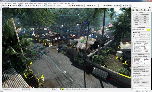 Sandbox 2 Screenshot - Level design