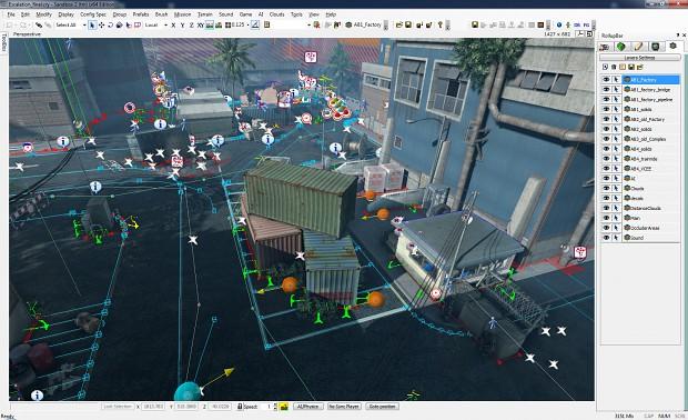 Sandbox 2 Screenshot - AI Navigation