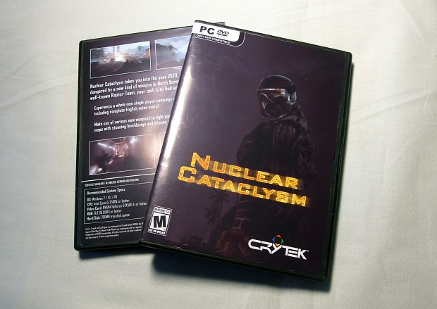 NC DVD Covers
