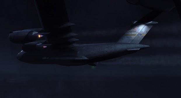 Unused Material (F-35 Screenshot)