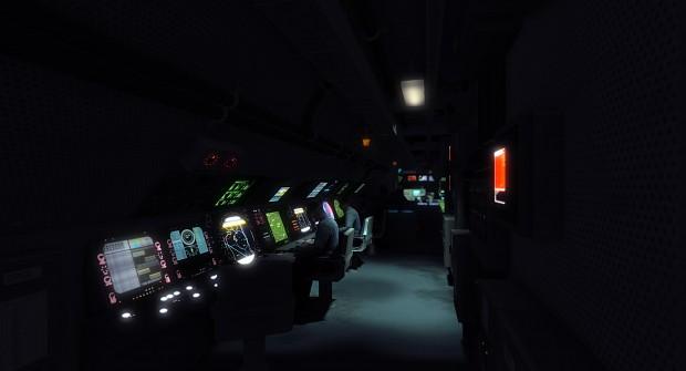 Unused Material (submarine interior)