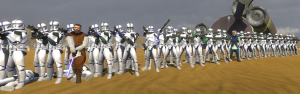 Clones formation