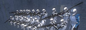 A Clone formation