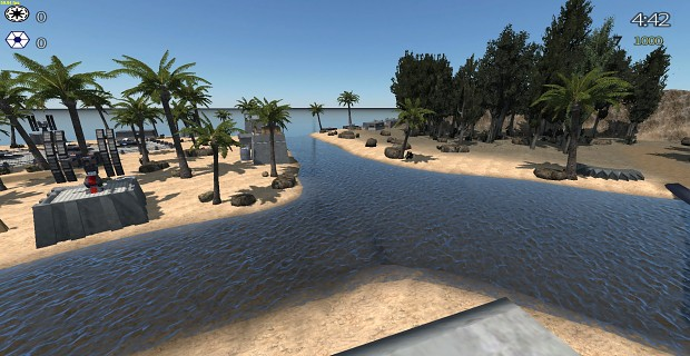 New environment and weather system