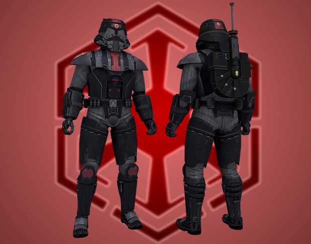 Imperial trooper remake