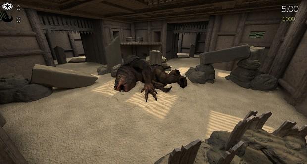 Tatooine - Rancor Pit