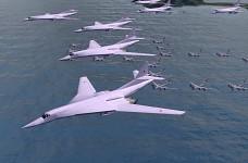TU160 RU Bomber Flok
