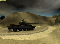Mission 1 - Controlling a T62