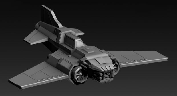 Thunderbolt Heavy Fighter
