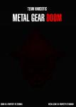 Metal Gear Doom Concept Poster