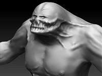 'The Hulk' Concept Model