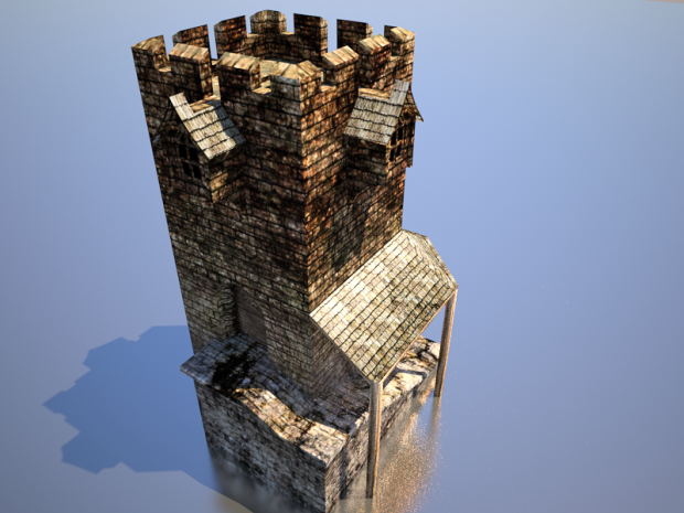 Numenorean Tower