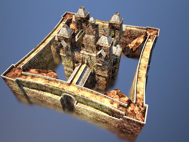 Numenorean Fortress