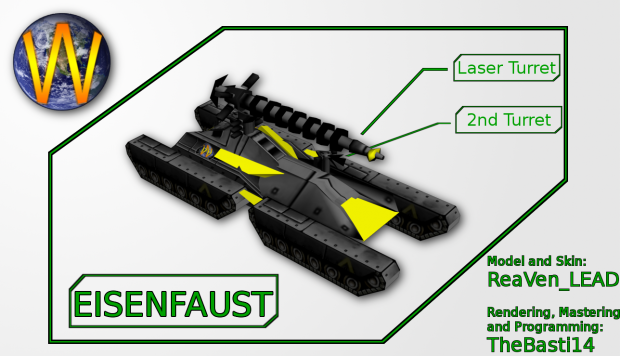 "Special Force ""Eisenfaust"""