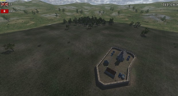 New maps, and the medical tent sapper prop