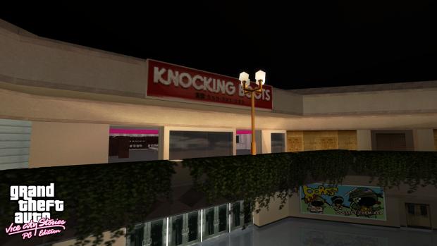 Mall update