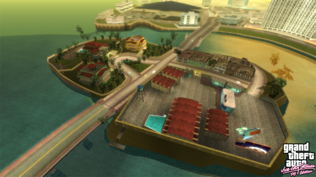 Prawn Island WIP Shots (11/02/2013)