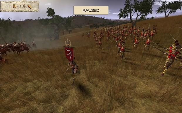 Ptolemaic Meroitic Guard vs. Amazons part 3
