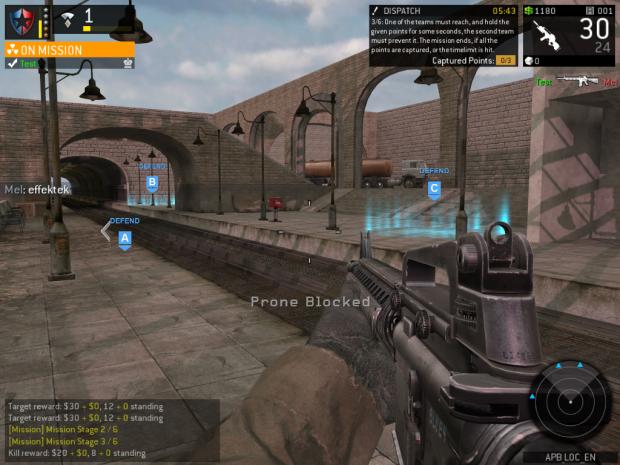 Call of Duty 4 в стиле APB(Новый мод)