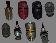 Empire helmets preview