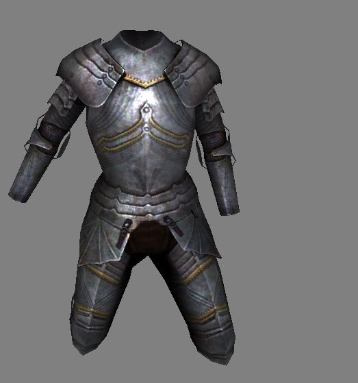 More armors updates