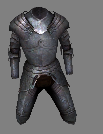 Empire Gothic Plate Armor