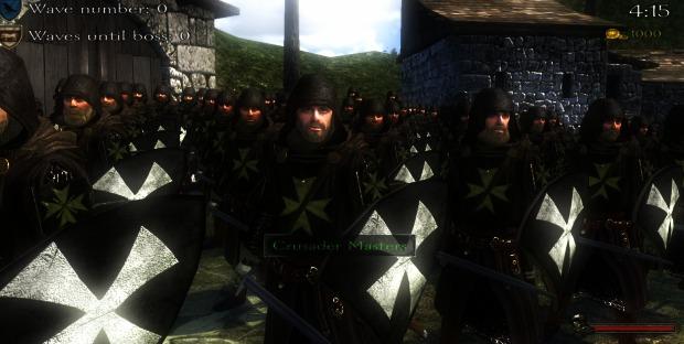 Crusader Masters