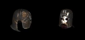 Uruk-Hai berserker helmet
