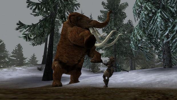 Mammoth teaser