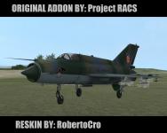 Croatian AirForce - MiG-21