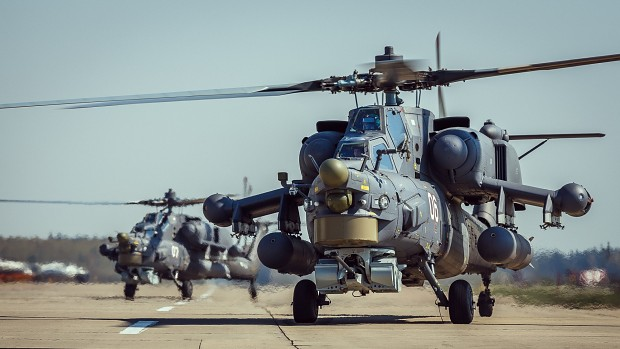 MI-28N Ready to WREAK HAVOC (read description)