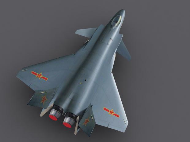 Chinese J-20
