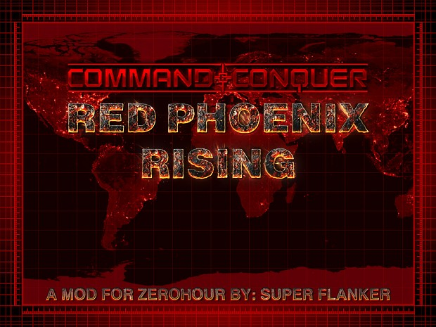 Red Phoenix Rising (STILL A WORK IN PROGRESS)