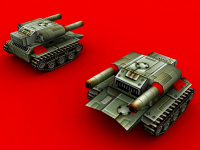 China Tank General's Underlord