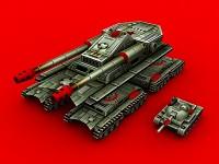 China Uberlord Tank