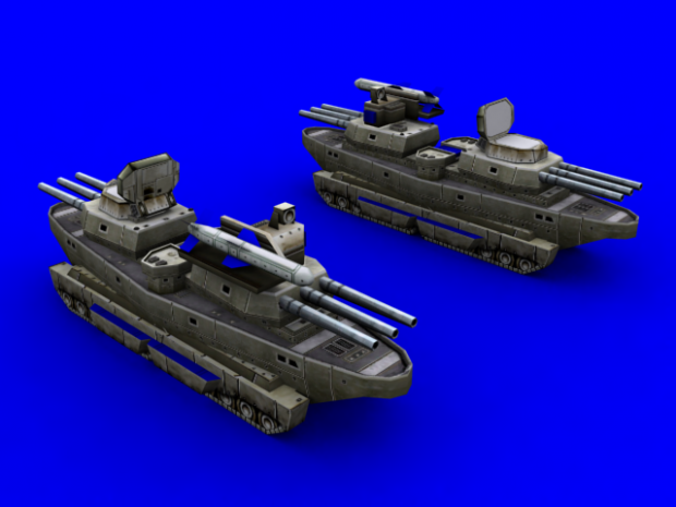 USA Overrated General's Battle Tank