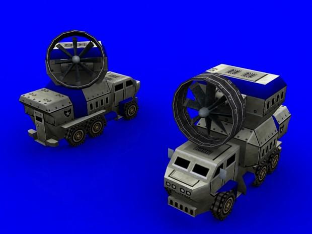 Fan Truck