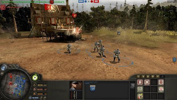 CoH : Terror mod Screenshot