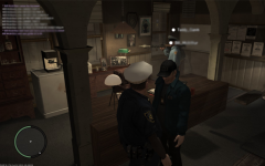 Police Meeting