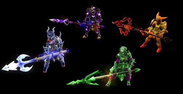 SynergiesMOD Mercenaries