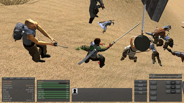 Heavy Swing image - Combat Techniques Balancing mod for