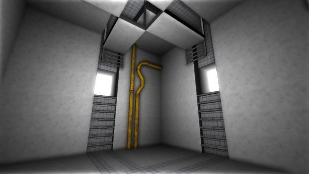 Flux Chamber design 1