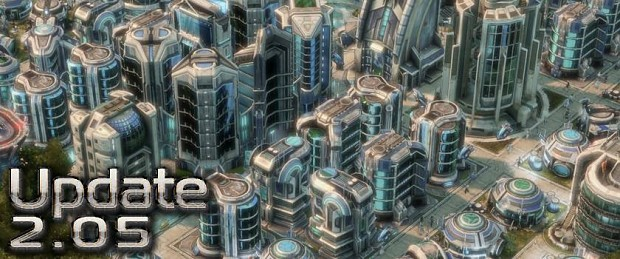 Update of Anno 2170 - A.R.R.C  to version 2.05