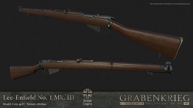 Lee Enfield No.1 Mk III