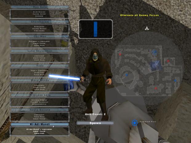 Plo Koon Image Star Wars Battlefront 2 The Ultimate Battle Mod For Star Wars Battlefront Ii Mod Db
