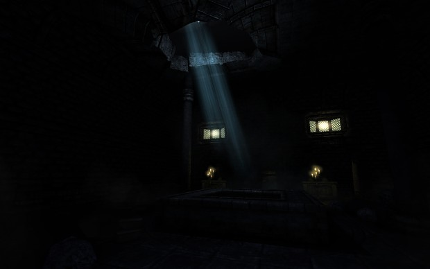 Amnesia: The Dark Decent trailer level.