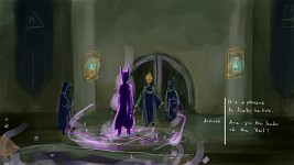 Meeting the Veil