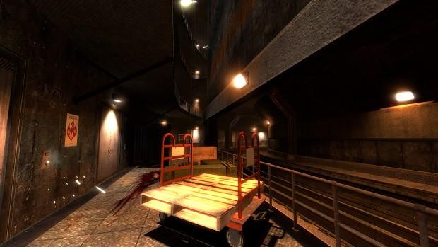 On a Rail Uncut - Beta Screenshots