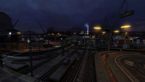 On a Rail Uncut - Beta Screenshots